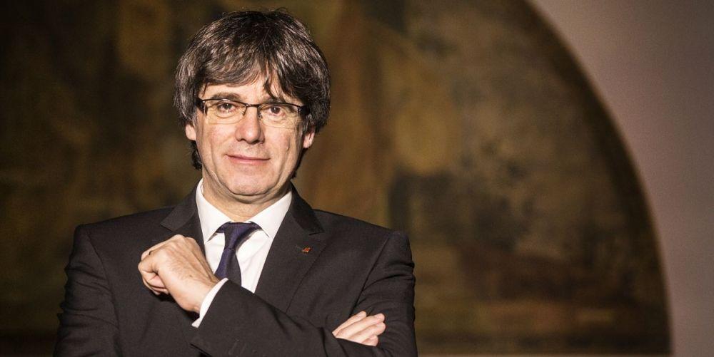 Carles Puigdemont Generalitat