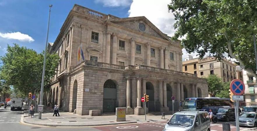 Edificio de Barcelona Consejo Ministros