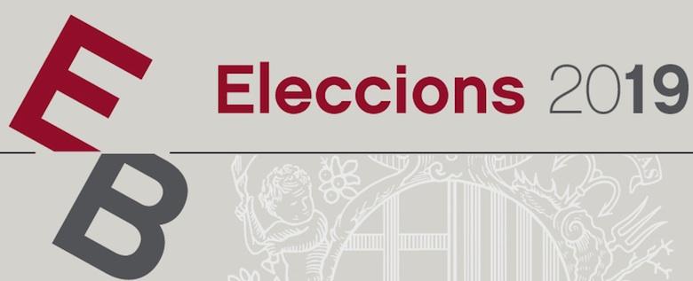 Elecciones cambra comerc Barcelona