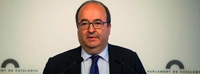 Miquel Iceta presidente del Senado o no